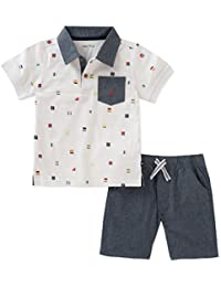 Boys' Polo with Shorts