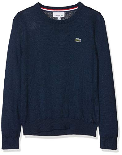 Blue 2vn Lacoste Sweater Boy blue wAxzT4