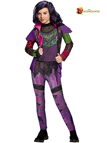 Mal Isle of the Lost Deluxe Costume - X-Large (Deluxe Costume)