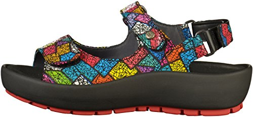 À Multicolore Winter Lacets Chaussures Dive Wolky Xf15qc