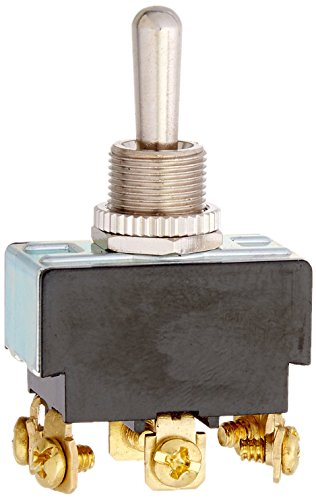 - Cole Hersee 5592 Heavy Duty Toggle Switch
