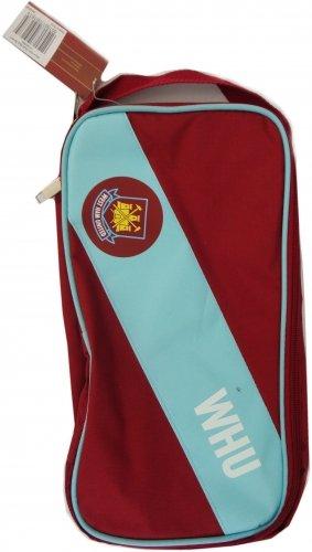 West Ham United F.C. Bolsa para botas de fútbol  Amazon.es  Deportes y aire  libre 1fd88ea95b448