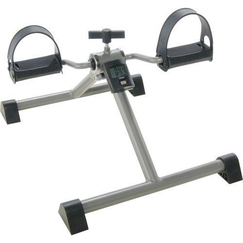 Gold's Gym Folding Upper & Lower Body Cycle with Monitor, Easy assembly No Tools Required by Golds Gym