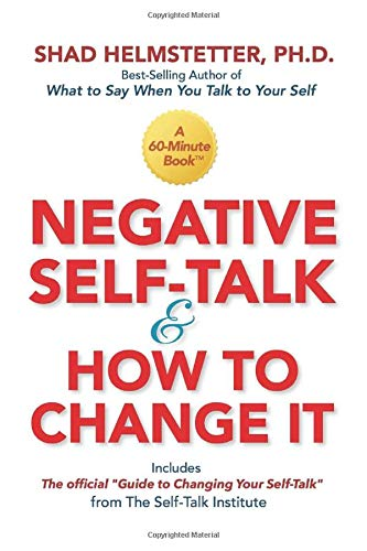 Negative Self Talk Change Helmstetter Ph D product image