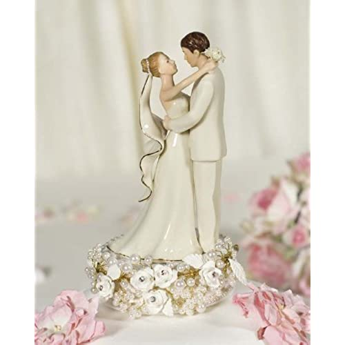 Vintage Wedding Cake Toppers Amazon Com