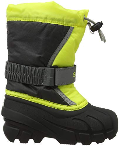 Pictures of SOREL Girls' Children's Flurry Snow Boot 1638082089 3