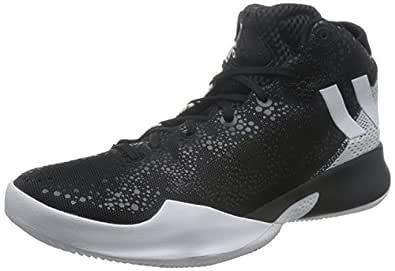 adidas Crazy Heat, Zapatillas de Baloncesto para Hombre: Amazon.es ...
