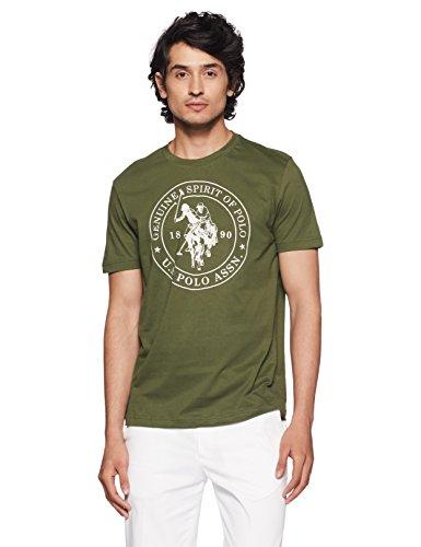 US Polo Association Men's Classic Fit T-Shirt