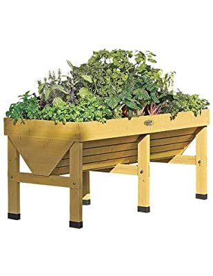 VegTrug Patio Garden with Covers from VEGTRUG LIMITED
