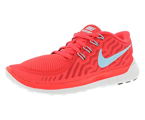 buy online d90ae 05083 Nike Free 5.0 Sz 5.5 Womens Running Shoes Red New In Box