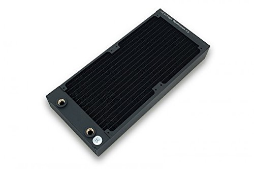 EK CoolStream CE 280 Performance Series Dual 140mm Fan Water Cooling Radiator