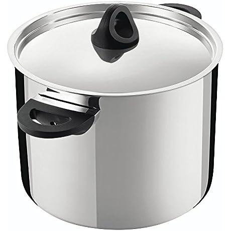 Kuhn Rikon Luna 6 5 L Pasta Pot 8 66 Silver
