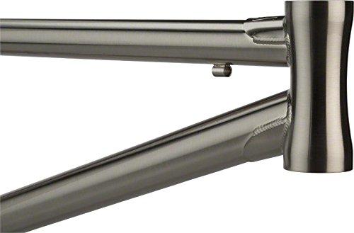 "Deluxe PA Model 21"" Mark Potoczny Signature Frame Brushed Nickel 21.5"""