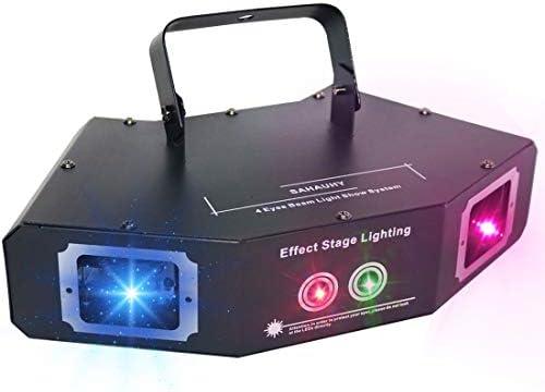 Laser 3d party light