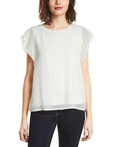 Blanco Marfil Camiseta off 10108 One Street Para Mujer BwZRxaaqY
