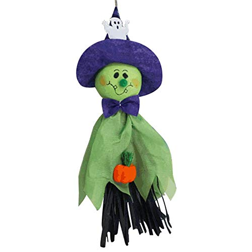 Party Diy Decorations - Halloween Party El Bar Haunted House Decoration Ghost Pull Flowers Festival Props - Curtain Classroom Touch Peony Skeleton Hand House Design For Dress]()