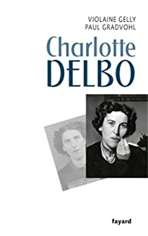 Charlotte Delbo par Gelly