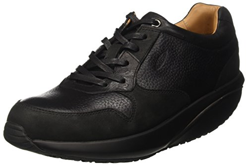 Said Noir Homme Sneakers MBT Basses 7TPq1Xx1