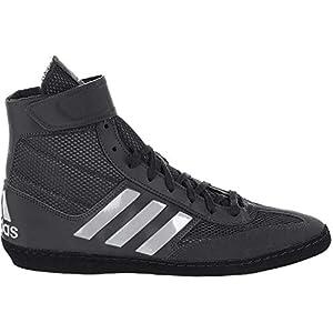 adidas Men's Combat Speed.5, Silver Metallic/Black, 11.5 M US