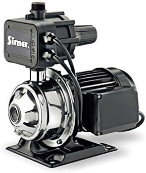 B000HOQZGW Simer 3075SS-01 3/4 HP Pressure Booster Pump 415O-iPM77L
