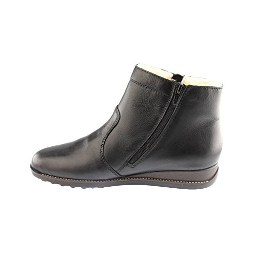 Boot Woman Minesota Rieker Black Rieker Woman xwSqaYtTFn