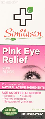 Similasan Pink Eye Relief Eye Drops 0.33 oz