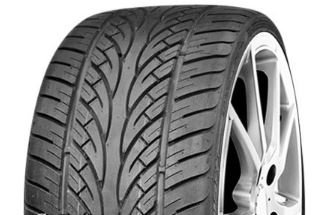 Lionhart LH-Eight All-Season Radial Tire - 295/30ZR26 107W