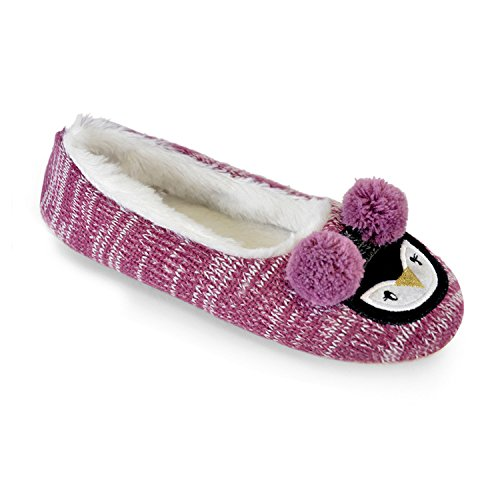 pour Slumberz Chaussons Chouette Chaussons Femme Slumberz OO0wBqz