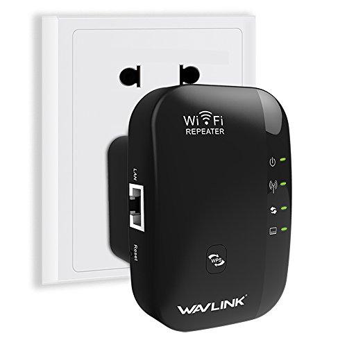 Wavlink Wireless-N 300Mbit/s WLAN Verstärker Access Point Repeater Wireless Reichweiten Verstärker