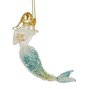415O0s-bwoL._SS300_ 100+ Mermaid Christmas Ornaments