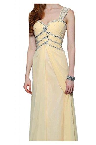 Toscana Prom de de la glamour de noche Rueckenfrei de vestidos fútbol novia fiesta de de la duro gasa la por amarillo vestidos largo de Sirena qtZA0Tw