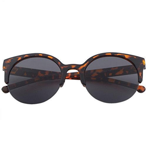 AMAZZANG-Retro Lens Vintage Men Women Round Frame Sunglasses Glasses Eyewear - Sunglasses Vuitton Louis Online