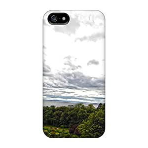 Durable Castle With A View Back Case/cover For Iphone 5/5s