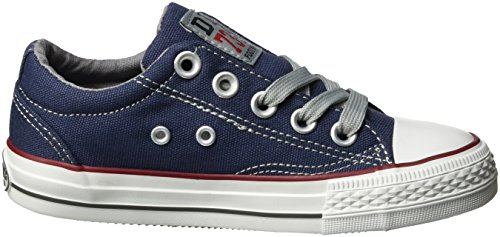... Dockers by Gerli Unisex-Kinder 38ay613-710660 High-Top Blau (Navy 660 ca9808f5c9