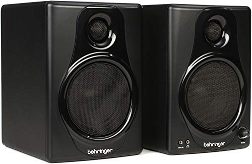Behringer Media 40USB 4'' Powered Studio Monitors with USB