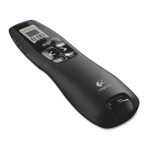 Logitech Wireless Presenter R800 (Certified Refurbished) by Logitech