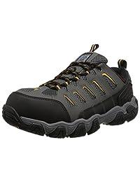 Skechers for Work Men's 77051 Blais Steel-Toe Hiking Shoe