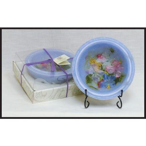 Habersham Hydrangea Wax Pottery Vessel