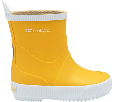Boots Rubber Yellow Kid's Wings Tretorn CnqBt8Zww