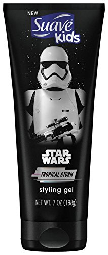 Suave Kids Gel Star Wars Stormtrooper Tropical Storm, 7 -