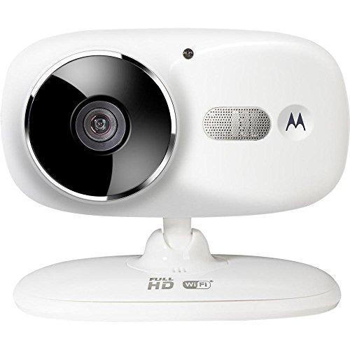 Até 50% OFF na Câmera Wifi Focus 86 com Conexão com Smartphone, Motorola