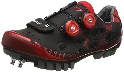 Red Negro Ciclismo Catlike Montaña de Black Zapatillas de Whisper Unisex Adulto 2016 MTB qvw7vBZO