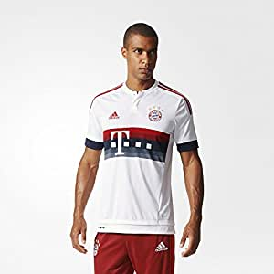 2015-16 Bayern Munich Away Shirt (Alaba 27)