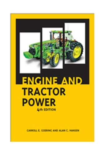 ENGINE+TRACTOR POWER W/CD