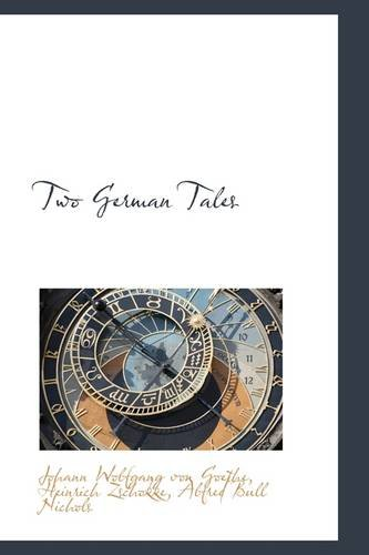 Two German Tales pdf