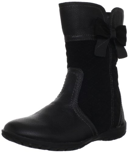 Hush Puppies Foxcroft Boot (Toddler/Little Kid/Big Kid),Black Multi,2.5 MW US Little Kid ()