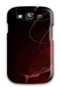 New Tpu Hard Case Premium Galaxy S3 Skin Case Cover(daredevil)