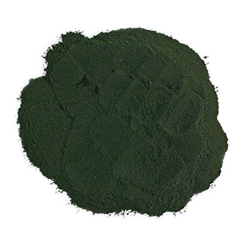 Frontier Co-op Spirulina Powder, Certified Organic, Kosher, Non-Irradiated 1 lb. Bulk Bag Spirulina platensis Geitler