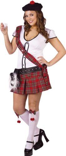 Scottie Hottie Adult Costume - Plus Size 1X/2X