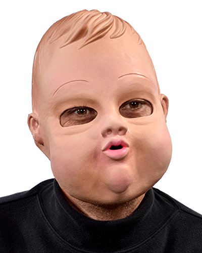 Zagone Studios Baby Doll Mask Novelty Item]()